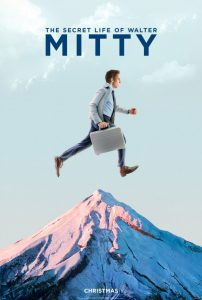 The Secret Life of Walter Mitty | The Secret Life of Walter Mitty Movie Poster | 2013 | Ben Stiller | Kristen Wiig | Jon Daly | Kathryn Hahn | Terence Bernie Hines | Adam Scott | Shirley MacLaine | Sean Penn | Patton Oswalt | Adrian Martinez | Amy Stiller | Joey Slotnick | Stuart Cornfeld | Andy Richter | Conan O'Brien | www.myalltimefavoritemovies.com | www.myalltimefavorites.com