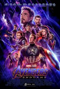 Avengers: Endgame | Avengers: Endgame Movie Poster | 2019 | Robert Downey Jr. | Chris Evans | Mark Ruffalo | Chris Hemsworth | Scarlett Johansson | Jeremy Renner | Don Checle | Paul Rudd | Benedict Cumberbatch | Chadwick Boseman | Brie Larson | Tom Holland | Karen Gillan | Zoe Saldana | Tessa Thompson | Anthony Mackie | Dave Bautista | Tom Hiddleston | Tilda Swinton | Jon Favreau | Hayley Atwell | Natalie Portman | Marisa Tomei | Angela Bassett | Michael Douglas | Michelle Pfeiffer | William Hurt | Vin Diesel | Bradley Cooper | Gwyneth Paltrow | Robert Redford | Josh Brolin | Chris Pratt | Samuel L. Jackson | Stan Lee | Ken Jeong | Anthony Russo | Joe Russo | www.myalltimefavorites.com | www.myalltmefavoritemovies.com