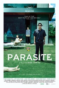 Parasite | Parasite Movie Poster | 2019 | South Korea | Song Kang-ho | Lee Sun-Kyun | Cho Yeo-jeong | Park So-dam | Choi Woo-shik | Jeong Ji-so | Lee Jeong-eun | Jang Hye-jin | Bong Joon-ho | www.myalltimefavorites.com | www.myalltimefavoritemovies.com